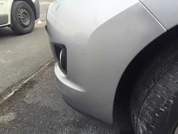 Mobile bumper repair Wickford Essex