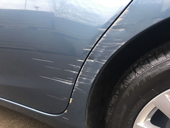 Local car body repair in Colindale