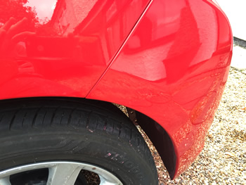 Wheel Arch Panel Repair Bishops Stortford